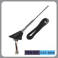 Oxidation Aluminum Mast Dab Car Radio Antenna DC10-14V Linear Polarization Manufactures