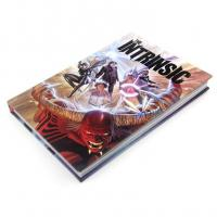 customize paper hardcover book printing with sewn binding - book printing Manufactures