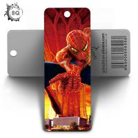 Amazing 3D Lenticular Bookmark Printing / Personalised Bookmarks For Schools Manufactures