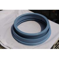 Heat Proof Washing Machine Door Seal Replacement , Grey Washer Door Boot Seal Manufactures