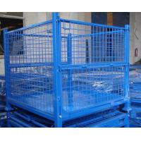 Steel Standard Wire Mesh Container Wire Mesh Basket Manufactures