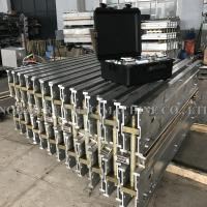 China Reliable Conveyor Belt Vulcanizing Machine Light Weight Handling Easy Operation on sale