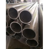 High Corrosion Resistance Aluminum Round Tubing Easily Welded  6063 T4 Aluminum Tube Pipe Manufactures