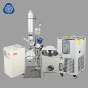 Manual Lifting Industrial Rotary Evaporator Digital Display Onstant Temperature Heats for sale