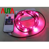 RGB Changing USB LED Strip Light TV Mood Lighting With 5V Power Bank Manufactures