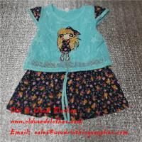 China Old Fashioned Clothes Used Kids Clothes Ladies Cotton Dresses All Size on sale