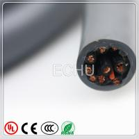 Flexible Control Cables , CE Standards Rohs PVC Multicore wires 6*0.5 Manufactures