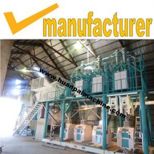 China wheat flour making machine on sale