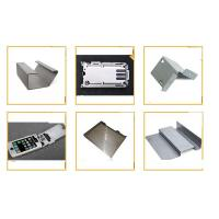 Miniature Turret Punching Process Components , Sheet Metal Punching Process Manufactures