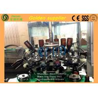Stainless Steel 304 Glass Bottle Filling Machine 1100 * 1050 * 1800mm Manufactures