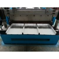 China Color sheet steel Kliplock roll forming machine for manufacture for sale