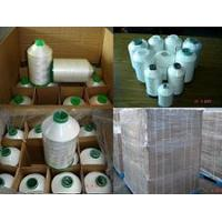 China Polyester High Tenacity sewing thread for Industrial Usage on sale