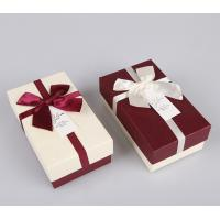 Lovely Shaped Christmas Present Box For Candy / Toys Gift Packaging Manufactures