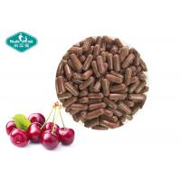 100% Natural Tart Cherry 500mg Capsule Bone And Joint Supplements For Protecting Gout Manufactures