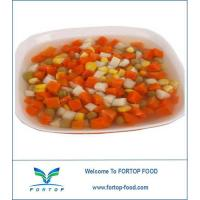 China Canned  Mixed Vegetable on sale