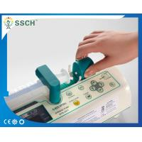 Low Power Consumption Medical Syringe Pump Compatible with All Syringe 10mL 20mL 30mL 60mL Manufactures