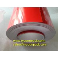 Red Lacquered Aluminium Coil for All Bottle Caps Manufactures