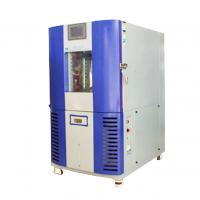 Buy cheap Electrical Temperature Humidity Test Chamber / Controlled Environmental Chambers from wholesalers