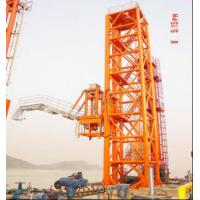 China E4 gangway Large heavy-duty tower include main ladder  rotatable platform lifting mechanism 20000DWT~450000 DWT Jetty on sale