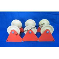 Corner Roller With Plug-In Hinges,Cable Guide ,Cable Laying ,Corner Roller Manufactures