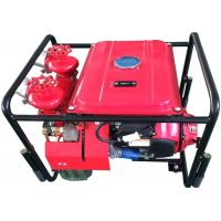 Quality 98.5kg Special Vehicles Portable Fire Fighting Pumps Middle Pressure / Large Flow for sale