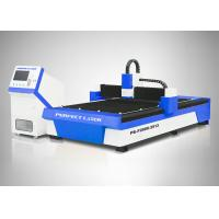 2000 Watt Fiber Laser Cutting Machine Water Cooling For Aluminum / Stainless Steel Manufactures