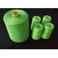China 60s Pure Polyester Sewing Yarn , Dyed Polyester Thread on sale