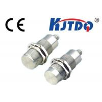 Adjustable Inductive Proximity Switch Sensor Stainless Steel Material Manufactures