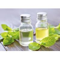 China Nature 95% Pure Peppermint Essential Oil Extracting Plant Colorless Top Grade on sale