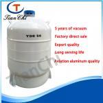 In animal husbandry liquid nitrogen nitrogen cylinder 50L cryogenic equipment used for frozen semen Manufactures