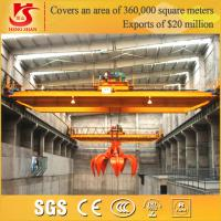 Crane claw machine for sale for grab overhead crane manufacturer from China Manufactures