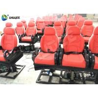 New Business 5D Movie Theater 5D Simulator Cinema With Motion Chair Manufactures