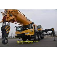 China Oil Fields Telescopic Boom Truck Crane 75t XCMG QY75K Engine 276Kw 2020 Model on sale