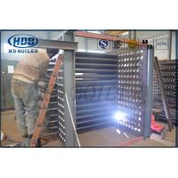 Spiral type H type fin tubes boiler economizer  ASME For circulating fluifized bed boiler Manufactures