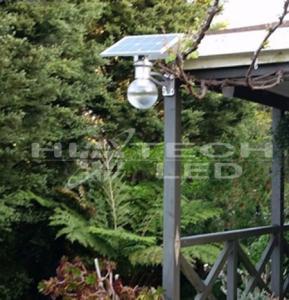 China 12W All-in-one Solar LED Moon Light | Solar LED Garden Light | Lampes solaires de jardin on sale