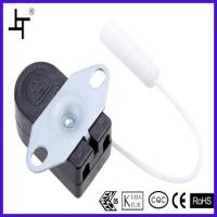 Buy cheap Security Ceiling Pull Cord Switch / Lamp Power Switch With 3 Screws from wholesalers