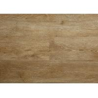 Polyvinyl Wood Effect Vinyl Floor Tiles Patterns Styles Customized For Kitchen Manufactures