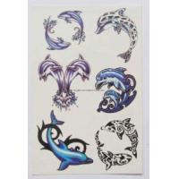 Colorful Body Tattoo Sticker (HTST063) Manufactures