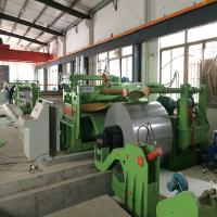 Cut To Length Line Machine Recoil Metal Sheet Straightening Machine Leveling Manufactures