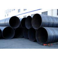 big diameter thin wall spiral welded steel pipe Manufactures