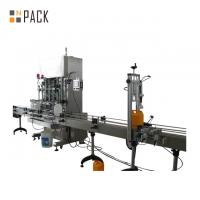 China Single Head  Linear Capping Machine Semi Auto Electric Bottle Capper on sale