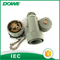 China High voltage 3phase 5wire silver core non-sparking plug and socket on sale