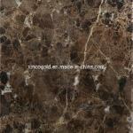 Polished Marble Tiles Dark Emperador Manufactures
