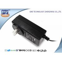 Factory Wholesale 24v 1.5a US plug Wall Mounted Power Adapter with UL, FCC Manufactures