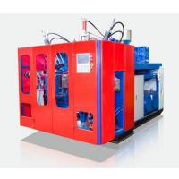 55D / 70D Fully Automatic Plastic Blow Moulding Machine Japan MOOG Parison Controller Manufactures