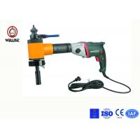 China Low Noise Portable Pipe Beveling Tool Electric Driven Automatically Feed on sale