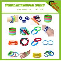 silicone bracelets Manufactures