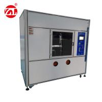 Wire Flame Resistant Cable Testing Machine ASTM D 5025-99 available Manufactures