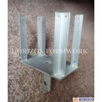 Metal Concrete Forming Accessories , Four Way Forkhead Holding H20 Beams Manufactures