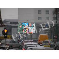 Buy cheap IP65 Waterproof P10 Outdoor Advertising LED Display Screen SMD 3535 Type from wholesalers